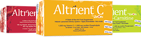 Altrient Free Shipping 3 boxes or more